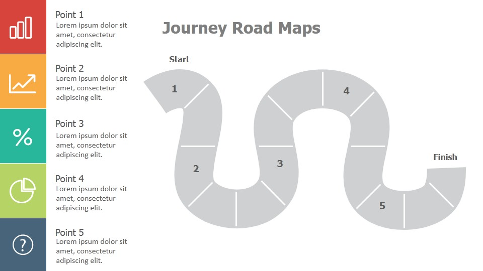 journey road maps