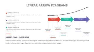 Linear Arrow Diagrams