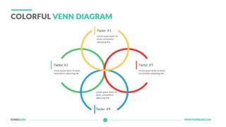 Colorful Venn Diagrams