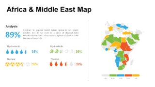 Map Themed Templates for PowerPoint