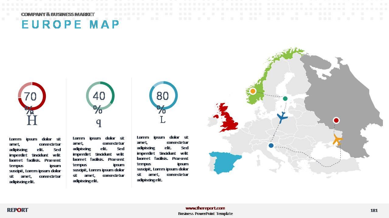 Global Map Templates