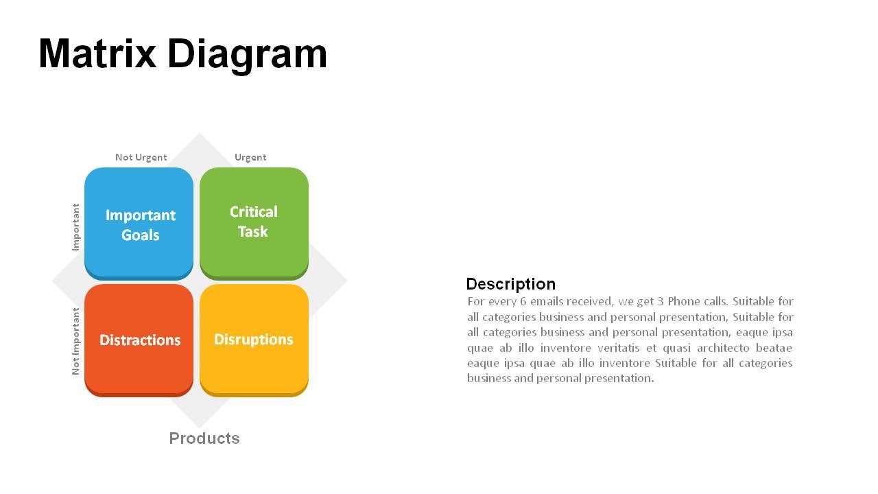 Features matrix diagram pack powerslides ccuart Gallery