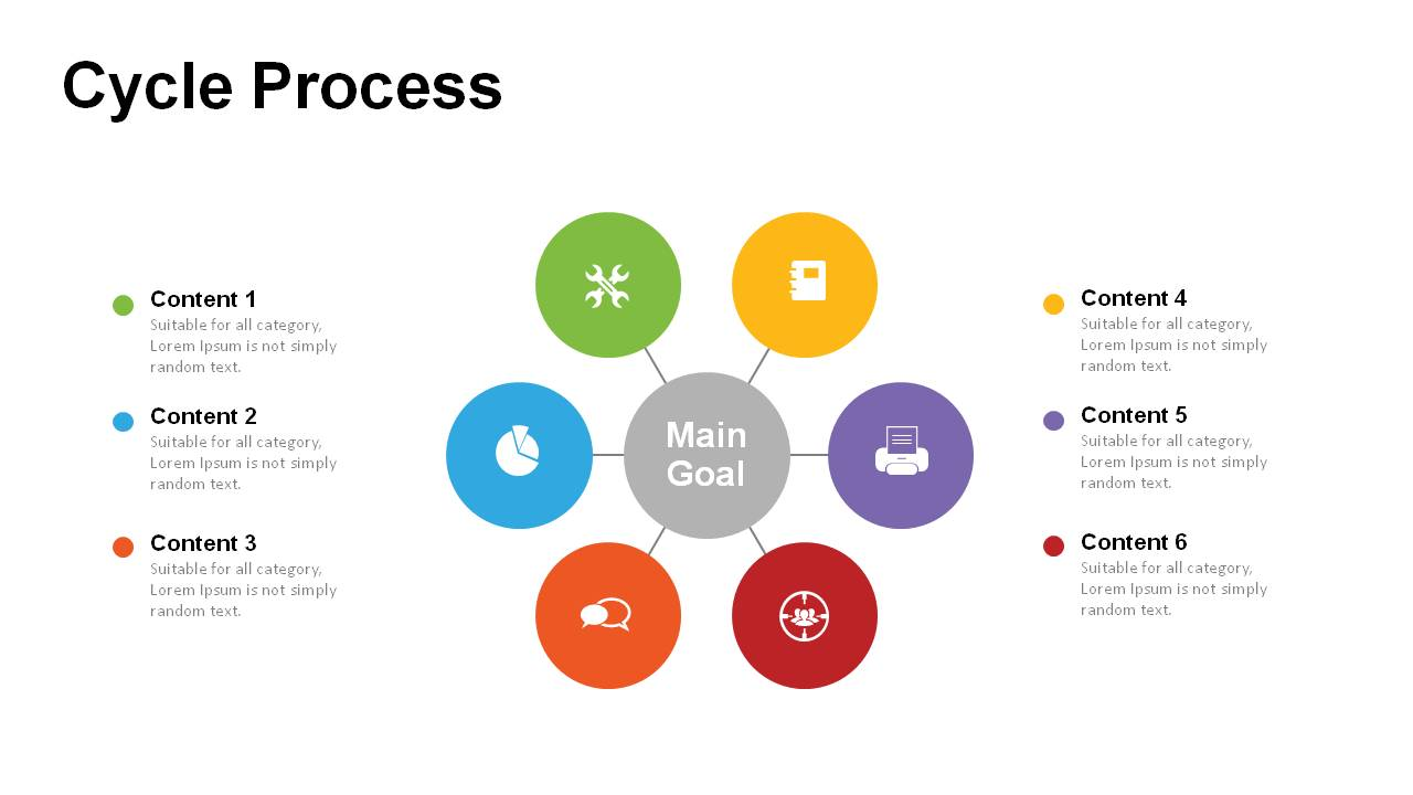 business process management templates for powerpoint
