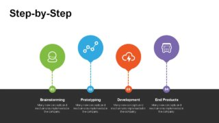Step-by-Step Powerpoint Templates