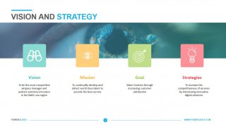 Vision and Strategy Template