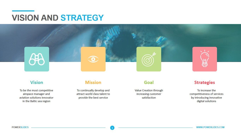 Strategic Vision Template
