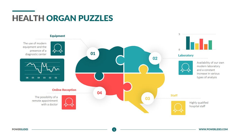 Health Organ Puzzles