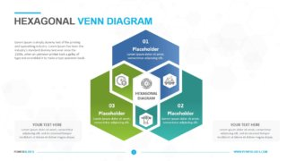 Hexagonal Venn Diagram