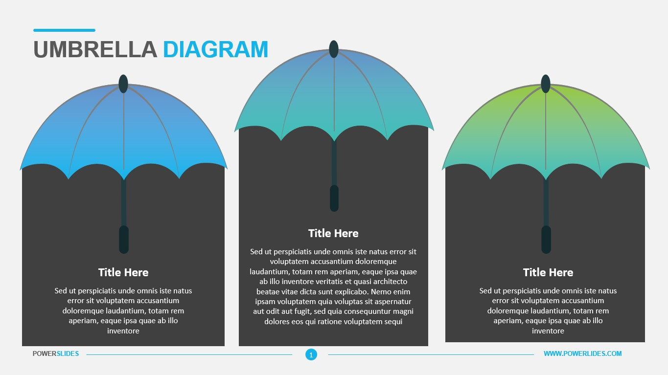 Umbrella Diagram