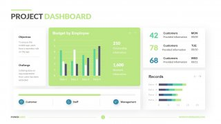 Project-Dashboard-Template