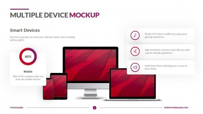 Multiple Device Mockup